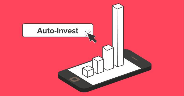 Auto-invest benefits